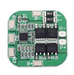 Бесплатная доставка! 1 шт. / Лот HX-4S-D20 10A 14.8 В 16.8 В 4S 18650 Литий-ионная литиевая батарея Зарядное устройство Доска Зарядное устройство Модуль защиты BMS