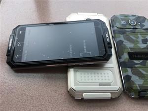 Оригинальный H-mobile V6 + мобильный телефон 5 дюймов MTK6580 Quad Core 512 МБ оперативной памяти 8 ГБ ROM водонепроницаемый IP65 Wifi GPS 3G WCDMA android открытый смартфон
