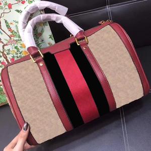 sac fourre-tout Boston sac sacs à bandoulière impression frange en cuir et sacs à main en toile mode femmes célèbres sacs sac à main de haute qualité marque sacs