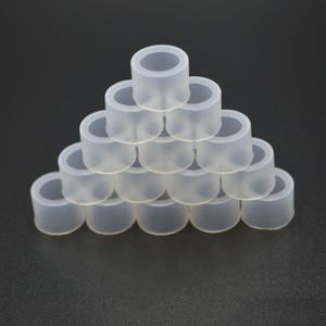 Teste de silicone descartável bocal cap tampa de gotejamento para sigelei fuchai Wildfox AIO 810 ponta gotejamento material barato sigelei peças de reposição