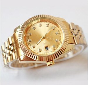 3A damas relojes cuadrados reloj de oro de la flor llena de diamantes de diamantes de imitación mujeres diseñador suizo relojes automáticos del reloj pulsera
