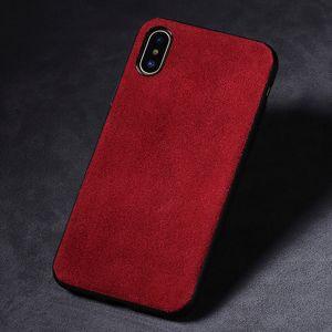 Мода телефон case для xiaomi 8 se замша бизнес телефон case все включено телефон защитный чехол для просо 6 6X max3 mix2s