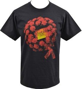T-shirt nera da uomo The Stranglers No More Rose degli eroi Punk Rock inglese S - 3xl T-shirt manica corta casual stampata taglia S - 3xl