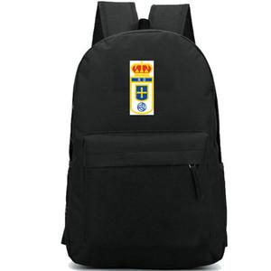 Real Oviedo zaino Spagna pacco di giorno sacchetto di scuola RO calcio packsack Squadra di calcio zaino Sport zainetto zaino Outdoor