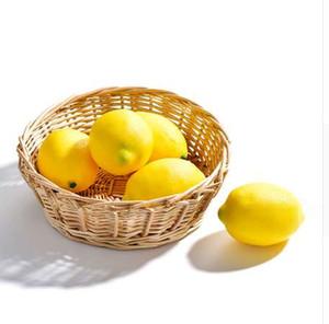 1 قطعة فاكهة الليمون الاصطناعي إيفا البلاستيك مصغرة وهمية الاصطناعي الفواكه مخزن ديكور الدعائم الاصطناعي الفواكه الخضروات التدريس