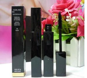 Maquiagem Sublime Loungueur Mascara WaterProof Comprimento e enrolar rímel preto Cores Cruling Grosso Mascara 10g