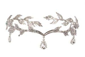 Augenbrauen-Anhänger Diamant-Hochzeit Kopfbedeckungen