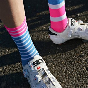 Tubo centrale Major Bicycle Hosiery Match Run Abbigliamento da basket resistente a calzini sportivi Designer Cycling Sock Non Deformation Soft 10gf cc