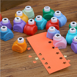 Mini Paper Shaper Cutter Flower Paper Punch Craft For DIY Card Making Scrapbooking Tags Craft Punch Hole Puncher Shape