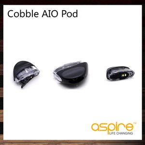 Aspire Cobble AIO Pod 1,8 ml Ersatzpatrone mit 1,4 Ohm Nichromspule für Cobble AIO Pod Kit 100% Original