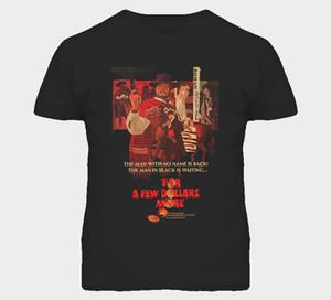Western For A Few Dollars Altro T-Shirt Clint Eastwood New T-Shirt girocollo manica corta Design Basic T-shirt 2018 Fashion