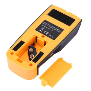 3 in 1 Portable Metal Detector Wiring Detector Stud Finder Wall Scanner Auto Calibration Metal Voltage and Stud Detection