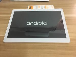 دي إتش إل الحرة الشحن الهاتف 10.1 بوصة الكمبيوتر اللوحي MTK6580 رباعية النواة الجيل الثالث 3G الهاتف Android4.4.2 اللوحي 1GB رام 16GB روم مع IPS شاشة واي فاي بلوتوث