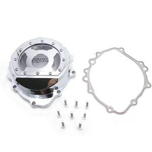Мотоцикл двигателя статора крышка видеть сквозь Хром для Honda CBR600RR 2007-2014 2008 2009 2010 2011 2012 2013