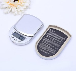 40pcs / серия ювелирных изделий Balance Mini 500 / 0.1g 500g карманный цифровой Вес Взвешивание весах SN921