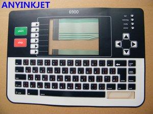pour le clavier d'affichage de clavier d'imprimante de Linx 6900 dispaly
