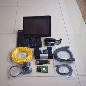 BMW ICOM 다음 노트북 + Rheingold ISTA 500GB HDD + X200t 노트북 (4GB) ICOM NEXT 풀 세트 작동 준비