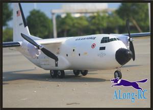 RC avião / RC MODELO HOBBY BRINQUEDOS C-160 envergadura 1,120 milímetros C160 Transall plano (conjunto kit) EPO RC PLANO