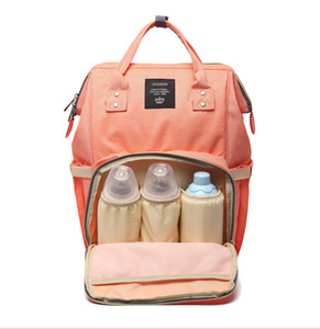 14 Colors New Multifunctional Baby Diaper Backpack Mommy Changing Bag Mummy Backpack Nappy Mother Maternity Backpacks 20pcs