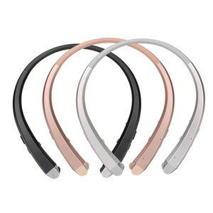 HBS910 Kopfhörer Sport Stereo Bluetooth 4.1 Wireless Headset Kopfhörer Kein Logo HBS 910 HBS-910 Kopfhörer mit Paket für iPhone 7 8 X S8