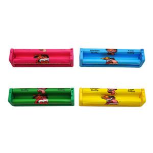 Macchina di rotolamento di plastica premio della sigaretta del tabacco di 110MM per la tagliatrice di sigaretta manuale facile del rullo di fumo di carta del re