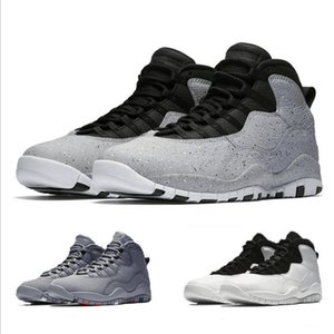 New Style Top designer 10 Westbrook Red Blue Cement Men Basketball Shoes 10s I'm Back Powder Blue Cool Grey Steel Sneakers