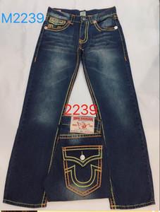 Ücretsiz Kargo Gerçek Yüksek kalite sıcak Erkek Robin Kaya Canlanma Kot Kristal Çiviler Denim Pantolon Tasarımcı Pantolon erkek tr boyutu 30-40