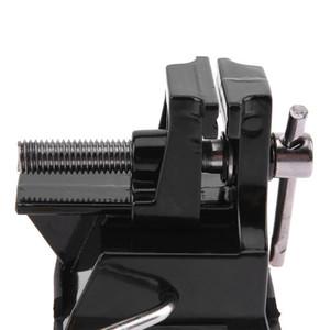 Регулируемые миниатюрные тиски стенда профессиональные резиновые алюминиевые тиски стенда таблицы с присоской ручной инструмент удерживания