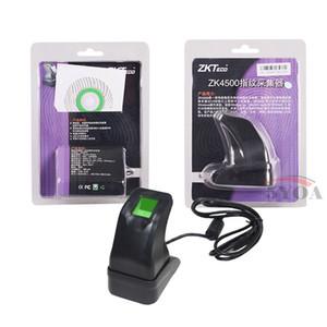 5YOA usb biométrico usb lector de huellas dactilares Sensor de escáner de huellas dactilares ZKT ZK4500 computadora PC Home Office SDK gratuito con caja al por menor