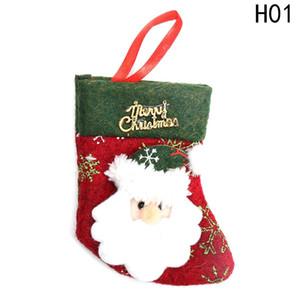 1 Stück Weihnachten Handschuhe Besteck Halter Taschen Abendessen Messer Gabel Halter Weihnachtsmann Besteck Für Weihnachtsdekoration