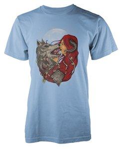 Kaltak ve Canavar Alacakaranlık Kurt Yetişkin T-Shirt