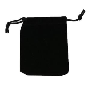 2018 neu 50pc 7x9cm12x15cm 13 * 18cm 20x30 flannelette Beutel Schmuck Paket Geschenkpaket kleine Taschen-Logo drucken