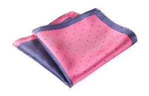 Hn14k Handkerchief 100 %Natural Silk Satin Mens Hanky Wedding Pocket Square