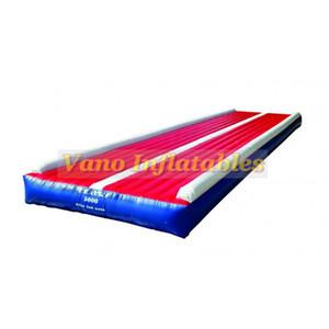 Airtrack Mat Preis 5x1x0.2m Gymnastik Air Track Schlauchboot für Home Use Yoga mit Pump-freiem Verschiffen