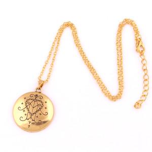Gioielli di moda in lega di zinco Collane Religioni Arcangelo THAVAEL Scritto con il cuore modello Dropshipping Ornamenti Collana