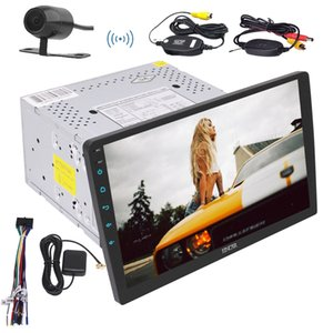 In Dash GPS Navigation Stereo Radio 10.1'' Android 7.1 Octa-Core Car Video Player Bluetooth Headunit WIFI USB SD FM AM Radio