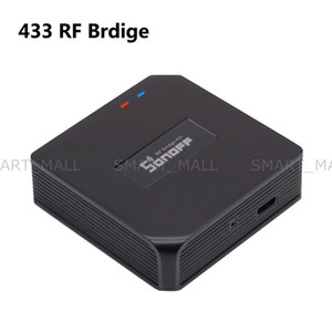 Sonoff RF Bridge WiFi 433 MHz Reemplazo Smart Home Automation Interruptor universal Domotica inteligente Wi-Fi RF Control remoto