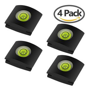 4Pcs / Set 카메라 거품 정신 수준 뜨거운 단화 보호자 덮개 소니 A6000를위한 DSLR 사진기 부속품 Canon Nikon GDeals