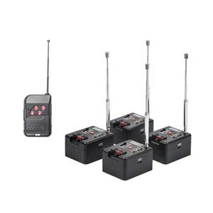 Sistema di accensione Fireworks Wireless Fireworks 4 Cues Equipaggiamento per attrezzature FireWedding