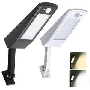 Illuminazione a energia solare esterna impermeabile del sensore di movimento della lampada del LED di energia solare per la lampada solare di Palle di Palle di 48leds di modo 48leds del giardino