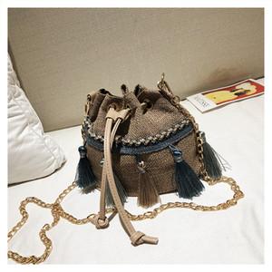 Непал ткань кисточкой сумка хлопок вышивка этнический стиль ретро старый прилив взять литературный досуг сумка женский