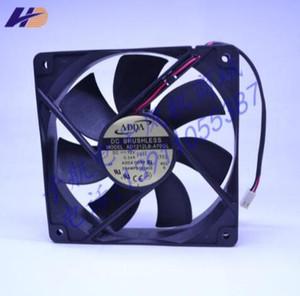 Ventilateur d'armoire à 2 fils d'origine ADDA AD1212LB-A70GL 12025 0.24A 120 * 120 * 25mm