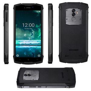 Doogee S55 4GB + 64GB ROM 5500mAh MTK6750T Octa Çekirdek 5.5inch Android 8.0 Çift SIM 13.0MP 5V2A Hızlı Şarj DHL