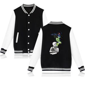 Korean Harajuku Jacket Smoking School Unisex Hooded Tracksuits Hoodies Sweatshirts Men Women Kpop Hoodies Clothes
