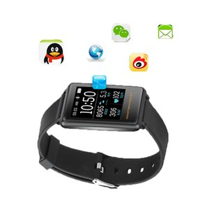 De alta calidad Pulsera Inteligente Inteligente Z8 Pulsera Inteligente Color LCD Podómetro de Ritmo Cardíaco Relojes Presión Arterial Fitness Fitness