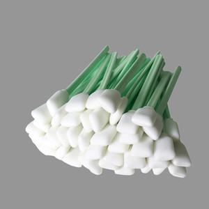 Sünger Epson baskı kafası temizleme için temizleme bezleri Roland Mimaki Mutoh Geniş Format Solvent Köpük Uçlu Temizleme Çubuğu