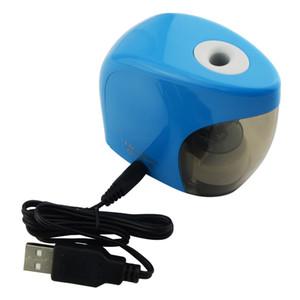 Taille-crayon Électrique Taille-crayon USB Batteries Auto Crayon Sacapuntas Matériel Escolar Aiguisoir Puntenslijper