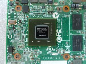 Оптовые 5520G 6930G 7720G 4630G 7730G Ноутбук nVidia GeForce 9300M GS G98-630-U2 DDR2 256MB Графическая видеокарта MXM II для Acer Aspire