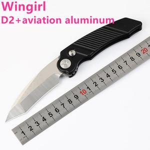 Rat Worx Klappmesser MRX LW Kettenantrieb Messer Reverse Schleifklinge CNC Luftfahrt Aluminium Griff Outdoor Selbstverteidigung Neues kreatives Messer