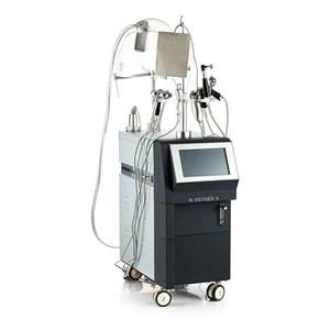 متعددة الوظائف عالية الضغط نقية الأكسجين جيت بيل هيدرا الوجه PDT ضوء العلاج الوجه آلة العناية بالبشرة